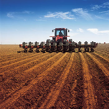 Farming machinery financing