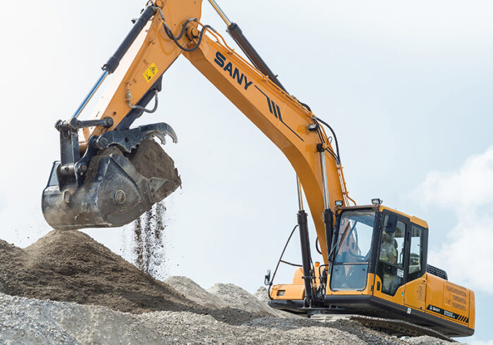 Construction machinery finance